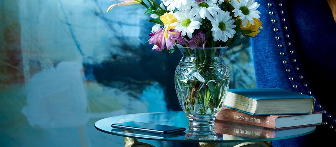 Waterford Crystal 487-969 Waterford Crystal 7 Vase