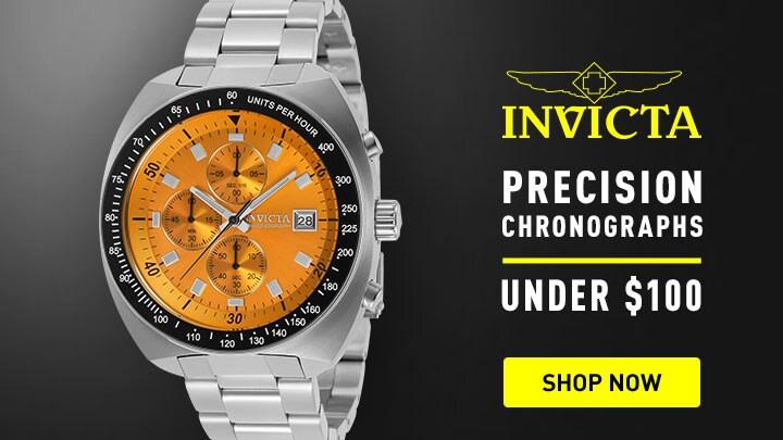679-403 Invicta Women's Angel Quartz Multi Function Stainless Steel Bracelet Watch