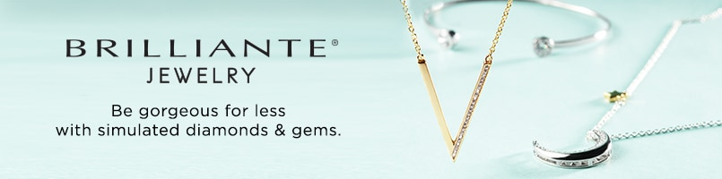 Brilliante® Jewelry at EVINE Live - 146-611, 146-616, 146-606