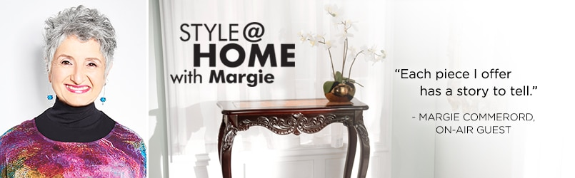 Style at Home with Margie at EVINE Live - 446-881