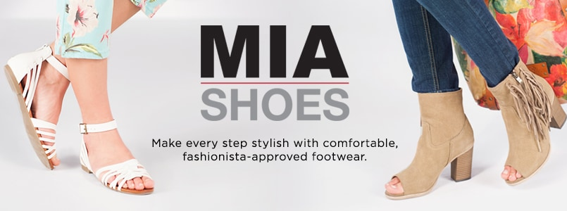 MIA Shoes at EVINE Live - 721-897, 721-891