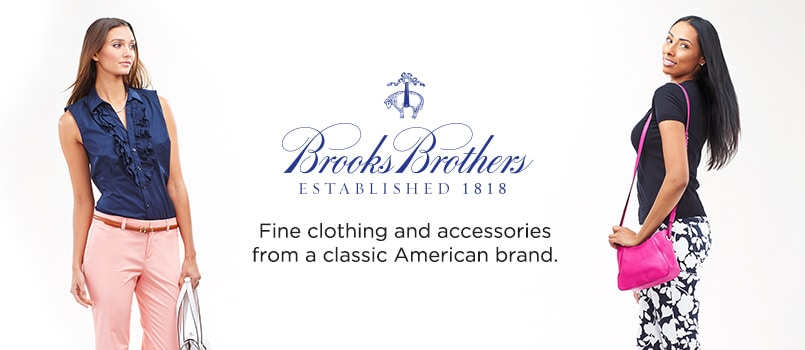 Brooks Brothers at EVINE Live - 720-319, 720-329