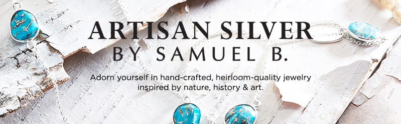 Artisan Silver by Samuel B. at EVINE Live - 148-960