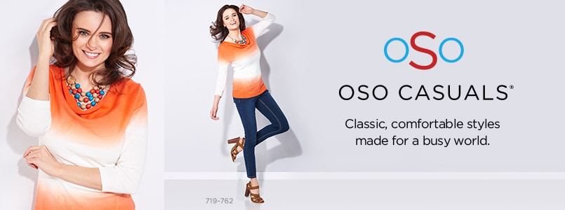 OSO Casuals at EVINE Live