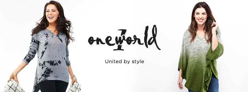 One World at EVINE Live