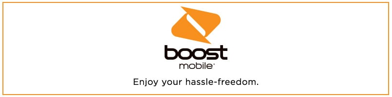 Boost Mobile at EVINE Live