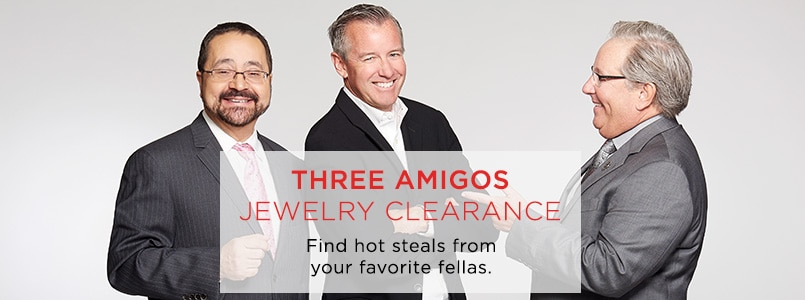Three Amigos Jewelry Clearance at EVINE Live