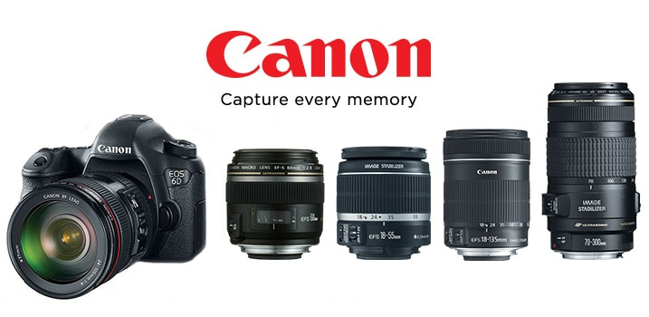 Canon at EVINE Live - 452-878, 422-133, 437-358, 422-125, 422-132