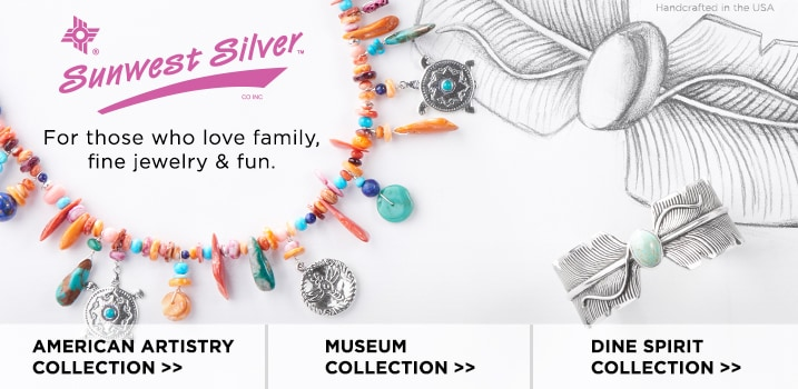Sunwest Silver at EVINE Live - 155-344, 155-350