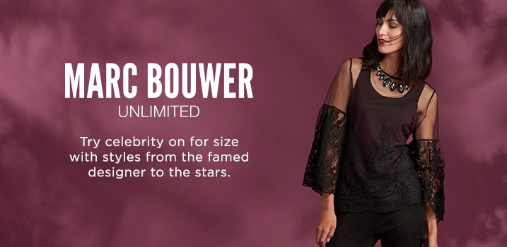 Marc Bouwer Unlimited at Evine