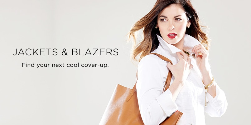 Jackets & Blazers at ShopHQ