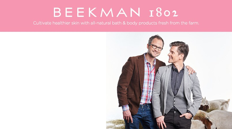 Beekman 1802 at EVINE Live