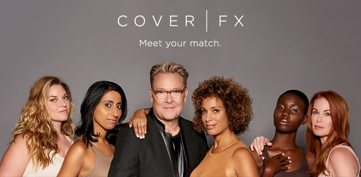 CoverFX at Evine