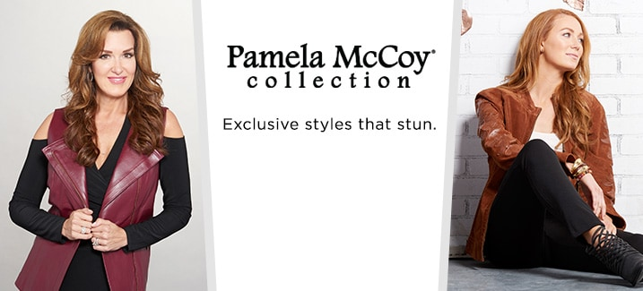 Pamela McCoy Collection at EVINE Live
