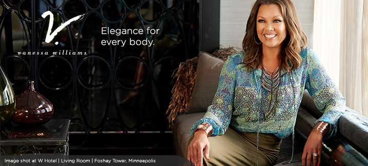 Vanessa Williams at Evine - 729-782