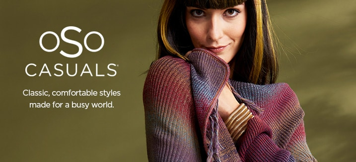OSO Casuals® at Evine - 729-277