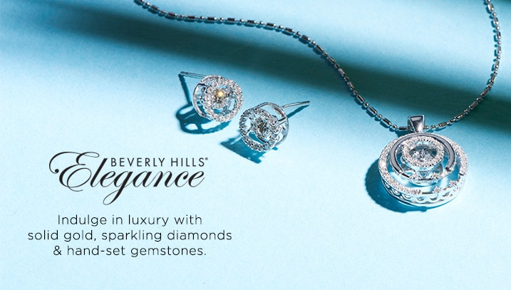 Beverly Hills Elegance at Evine