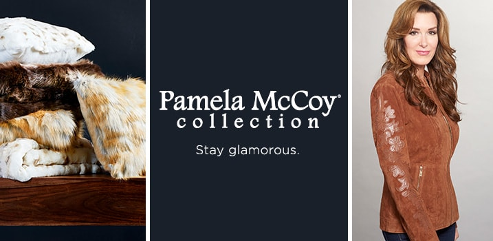 Pamela McCoy at Evine