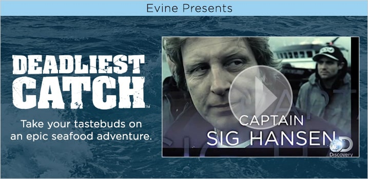 Deadliest Catch at EVINE Live