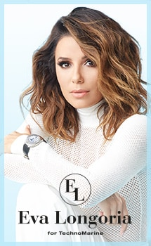 Eva Longoria for TechnoMarine at Evine