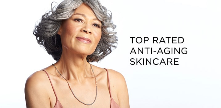 Top Rated Anti-Aging Skincare at Evine