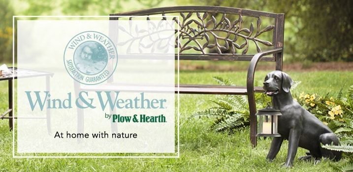 Wind & Weather by Plow & Hearth at Evine