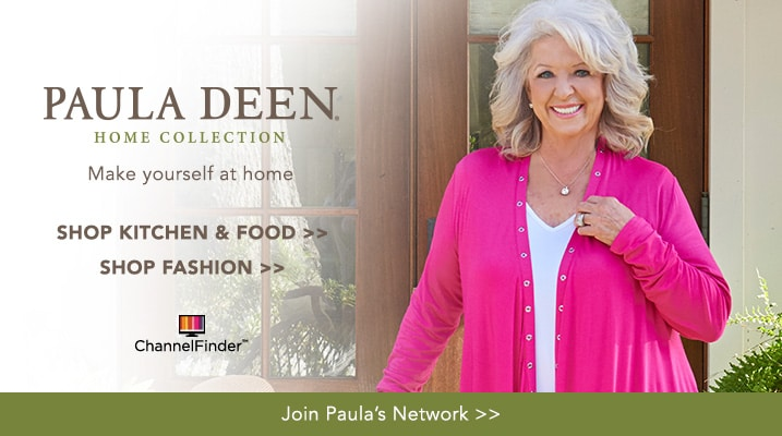 Paula Deen Home Collection at Evine