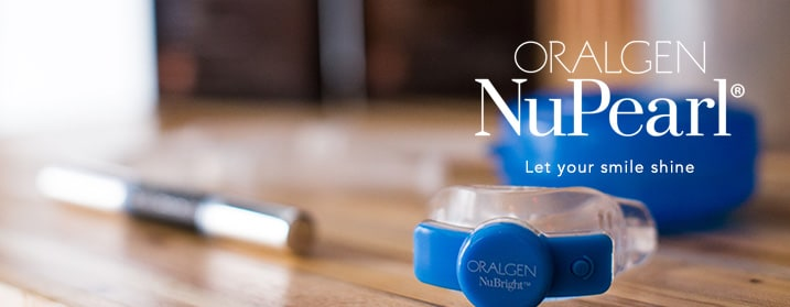 Oralgen NuPearl at Evine