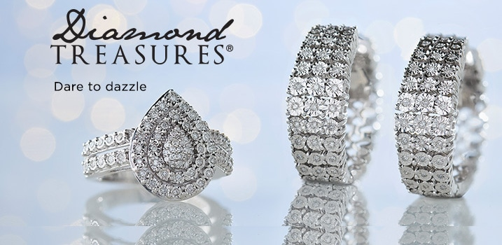 DIAMOND TREASURES® at Evine - 144-801