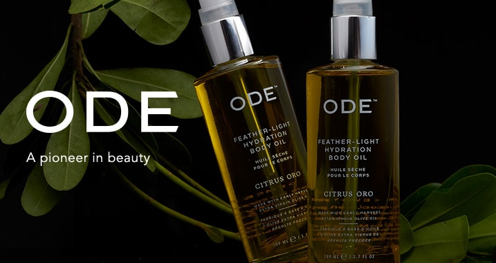 Ode A pioneer in beauty at Evine - ODE Citrus Oro Feather-Light Hydration Body Oil 3.7 oz - 314-114