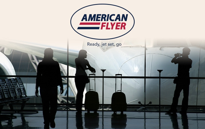 American Flyer - Ready, jet set, go at ShopHQ