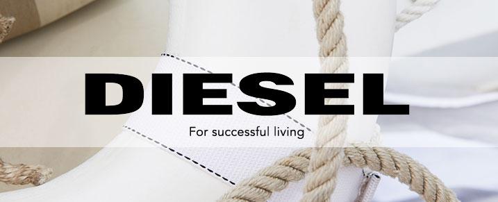 Diesel at Evine