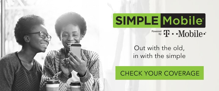 Simple Mobile at Evine