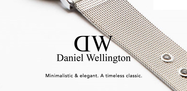 Daniel Wellington at Evine