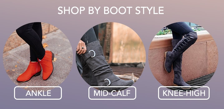 Shop by Boot Style at Evine