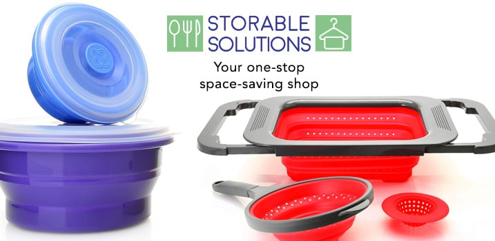 Storable Solutions at ShopHQ