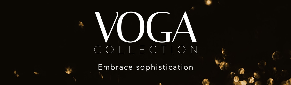 VOGA Collection at Evine