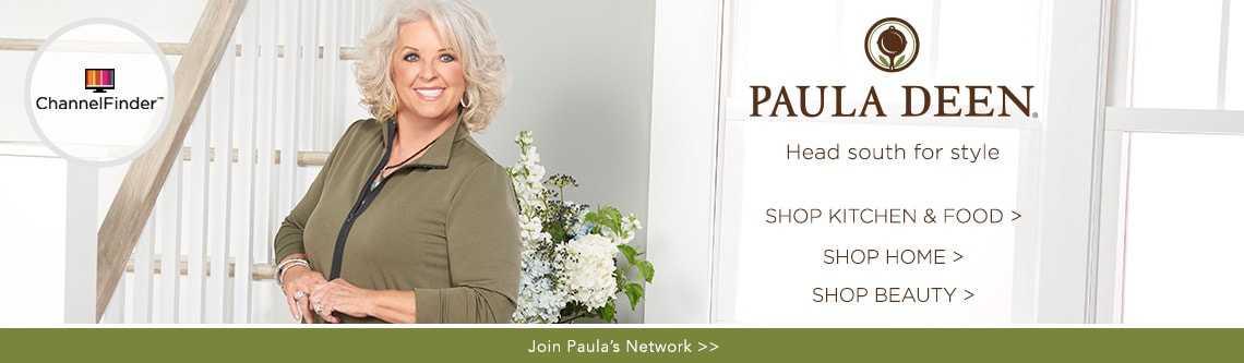 Paula Deen Home Collection at ShopHQ