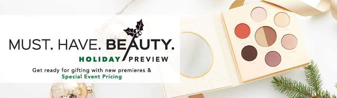 314-630 Flawless U 3-piece Eye Palette & Dual-Ended Brush Set - MUST.HAVE.BEAUTY HOLIDAY PREVIEW at Evine