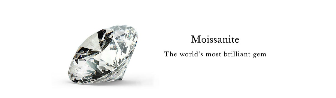 Moissanite - The World's Most Brilliant Gem at Evine