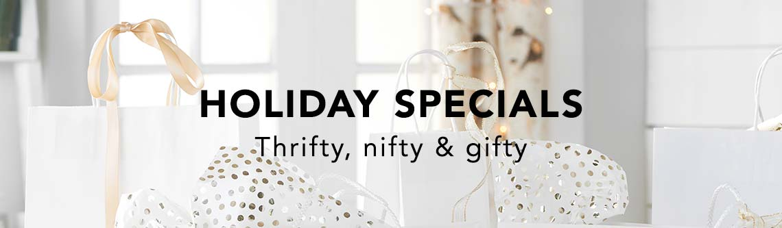 HOLIDAY SPECIALS at Evine