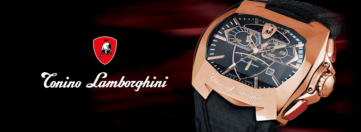 Tonino Lamborghini at Evine