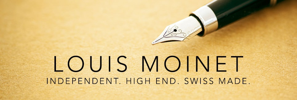 LOUIS MOINET  Independent. High end. Swiss made.