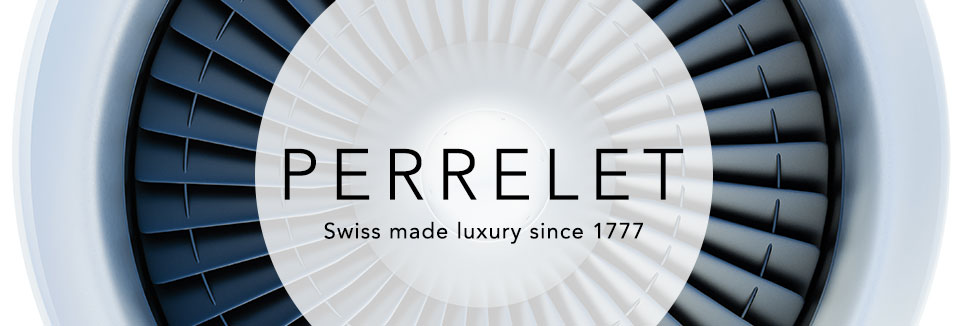 PERRELET Swiss made luxury since 1777
