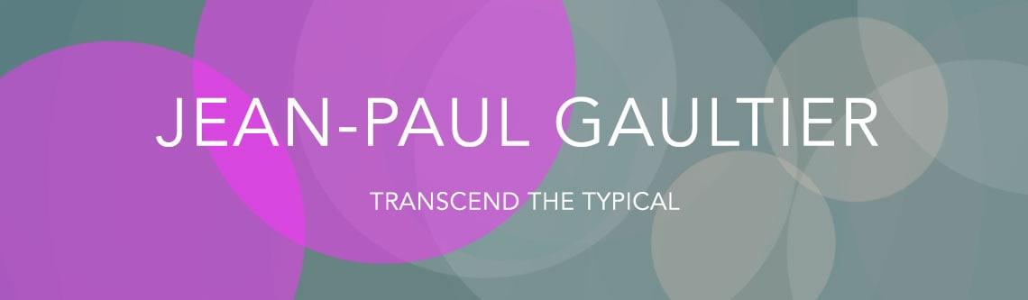 Jean-Paul Gaultier at Evine