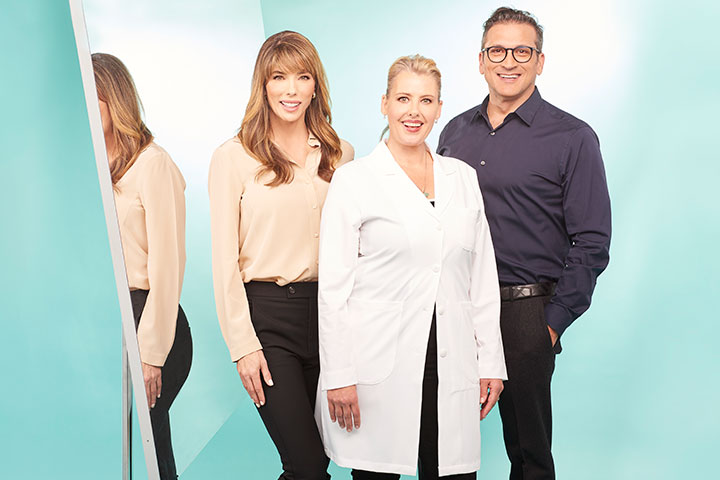 Serious Skincare Experts group photo