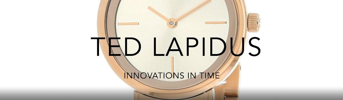 Ted Lapidus at Evine