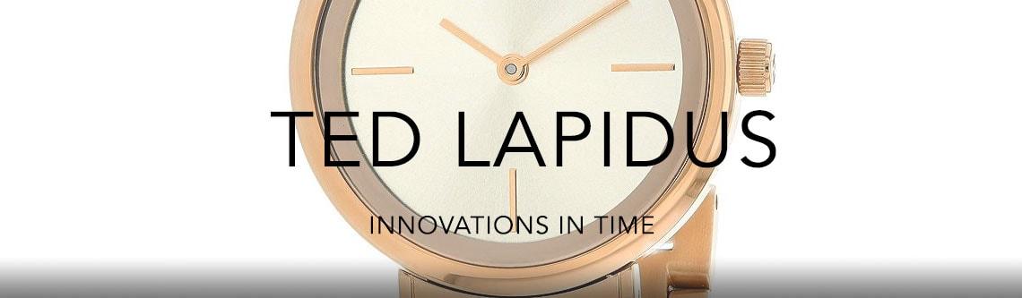 Ted Lapidus at ShopHQ