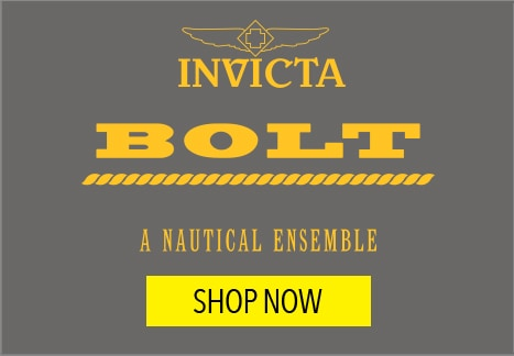 Invicta Bolt at Evine