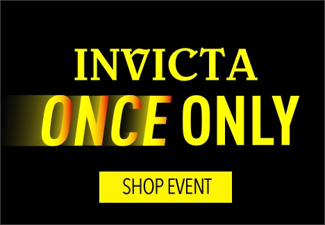 Invicta Once Only